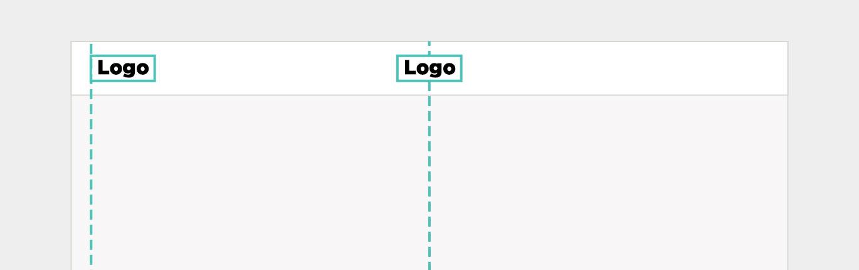 ถ้าย้าย Logo มาไว้ตรงกลางหน้าเว็บ UX จะดีอยู่มั๊ย?